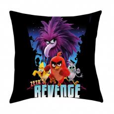 """Polštářek Angry Birds """"Dark"""""""